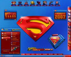 Superman Returns Desktop by a666a