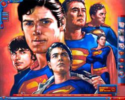 Superman's Legacy II Desktop by a666a