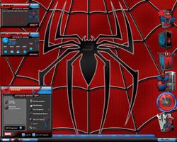 Spider-Man Desktop II by a666a