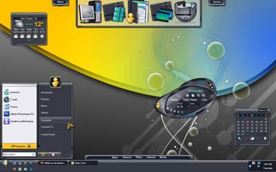 Tanipal Desktop by a666a
