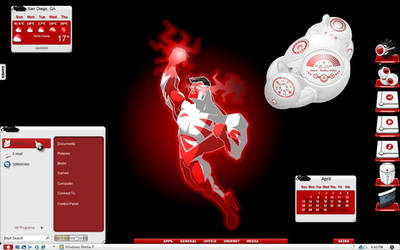 Super Amora Desktop by a666a