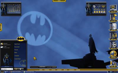 Bat-Signal Destop