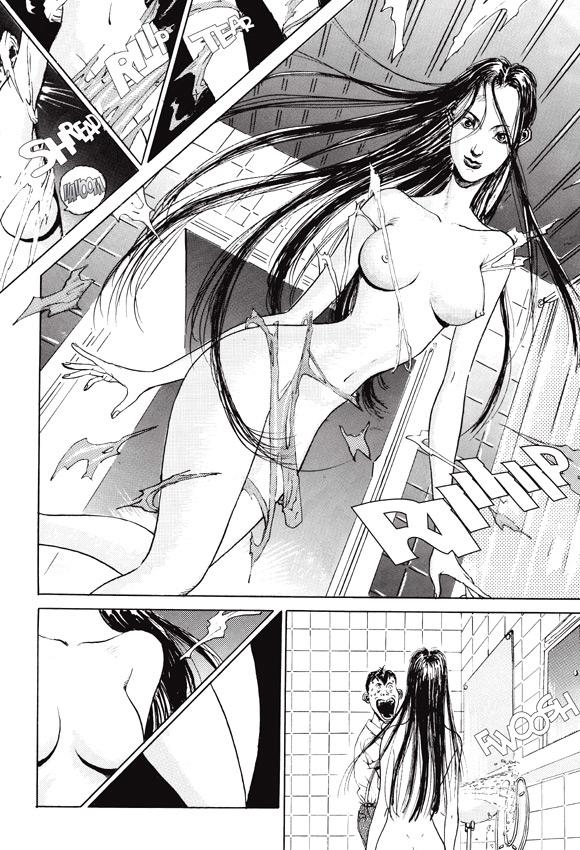 Vampire AP manga (comic) by seniorcreek17