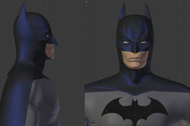The Goddamn Batman Wip by sdellapina