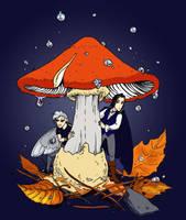 Bloodmarches in Wonderland by Dejavidetc