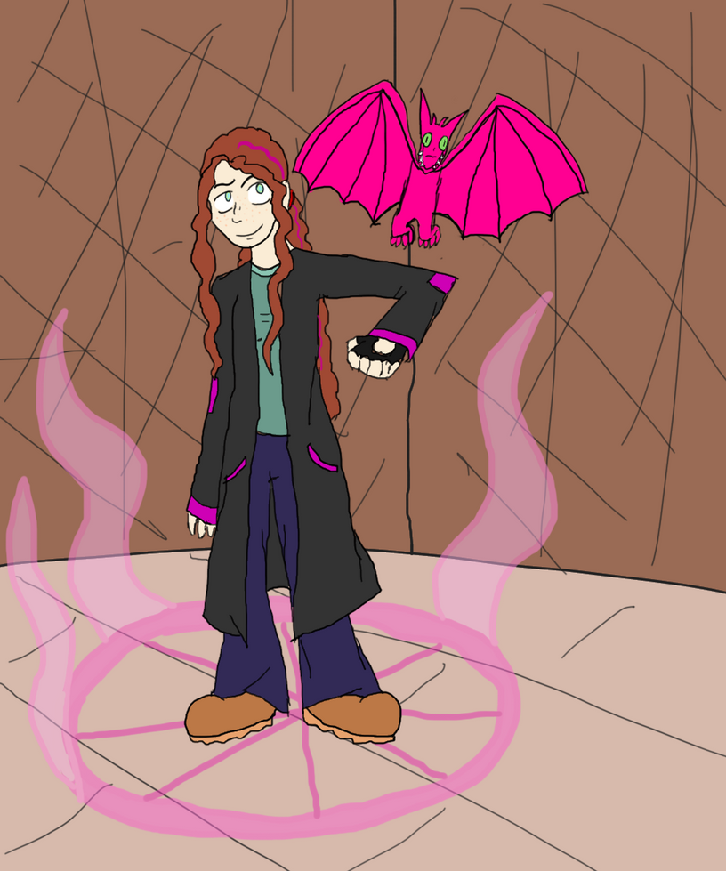 Witchsona by A-H-R