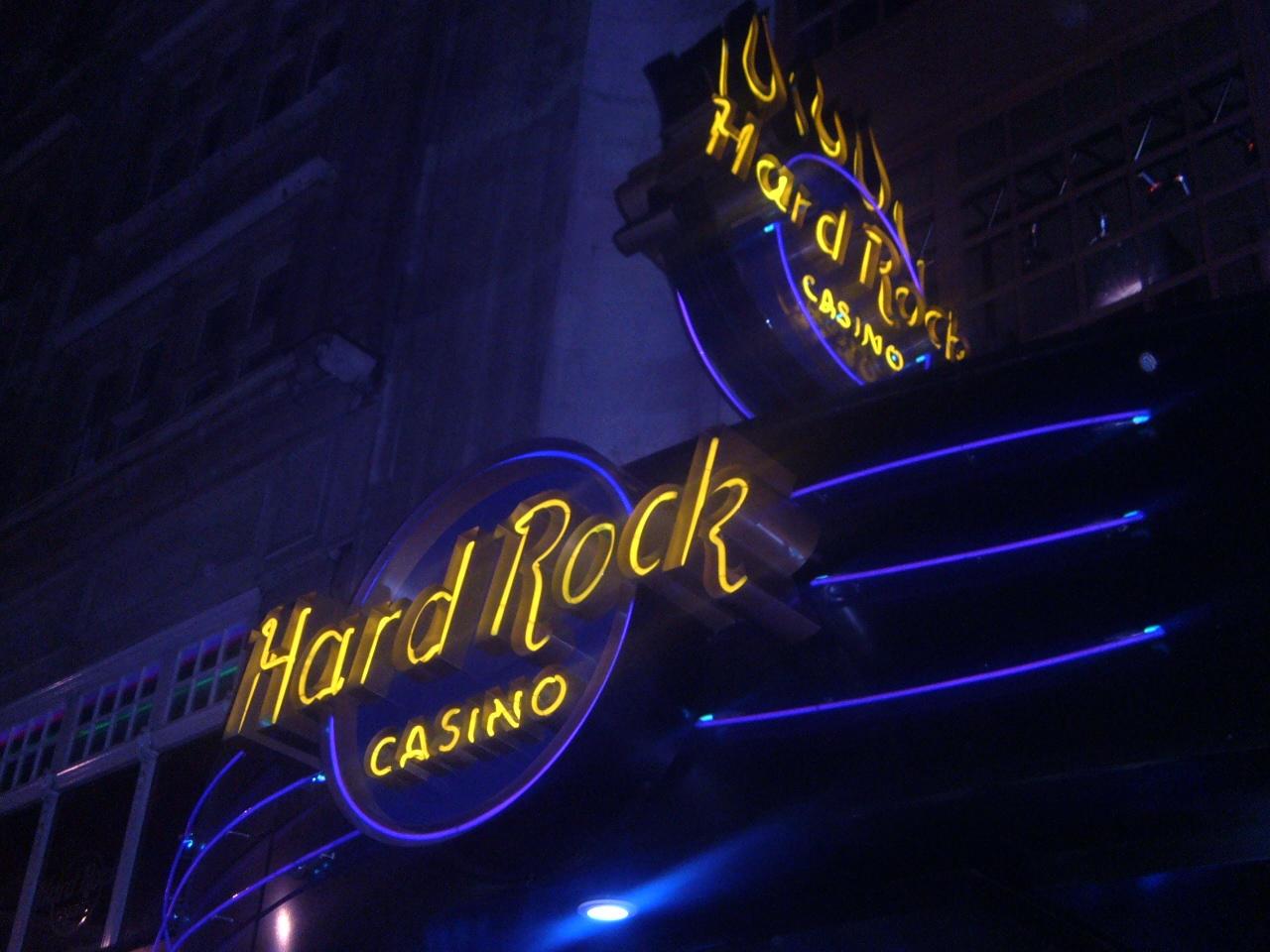 hard rock casino london