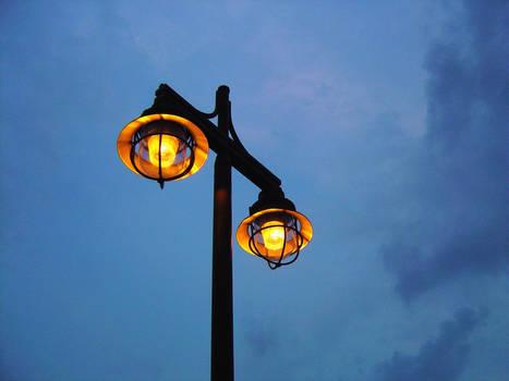 lighting the way