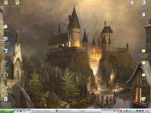 My desktop by MikApache