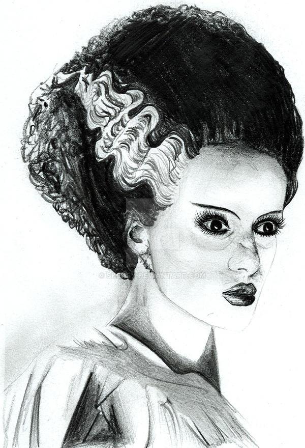 La mariee by Skeksy