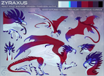 Zyraxus Reference 2018