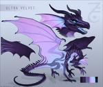 [Design Auction] ULTRA VELVET - [CLOSED]