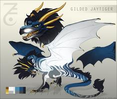Wyvern Design GILDED JAYTIGER - [CLOSED] by Zyraxus