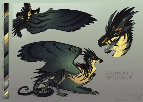 [Custom] Labradorite Vengeance