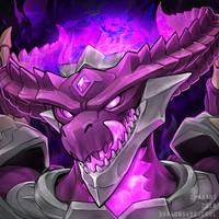 Icon: Abyssal Lord Drogoz