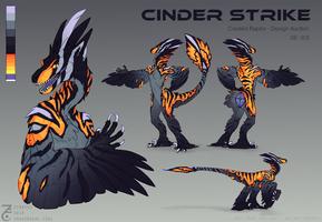 [CLOSED] Design Auction - Cinder Strike