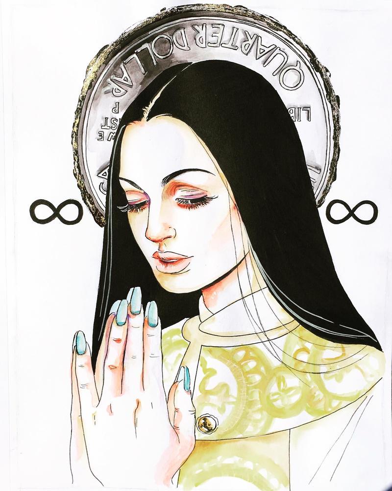 Prayer by narutowebby