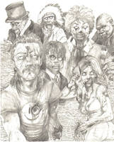 Zombies by FayLady