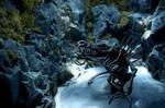 Xychirosaur Diorama 1