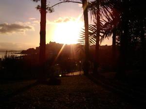 Santander_Sunset