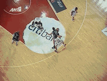 panathinaikos basketball