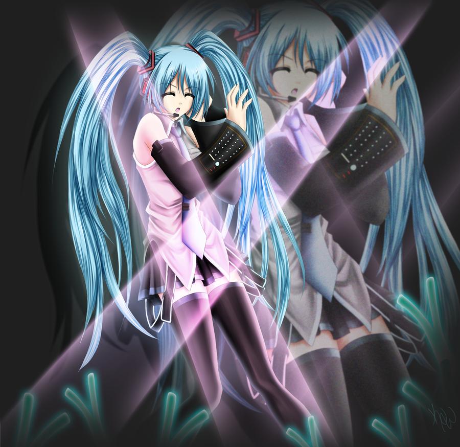 Vocaloid Concert by KrystalLynn5
