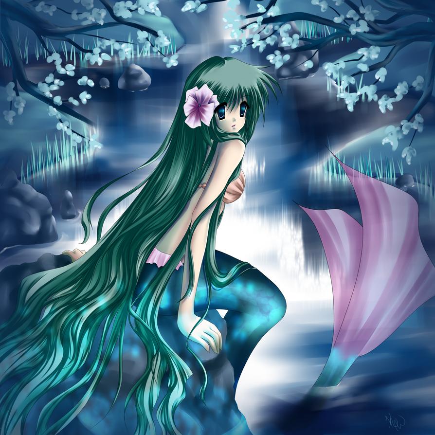 Mermaid OC by Lynn-K5
