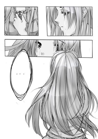 Manga Page (practice) by KrystalLynn5