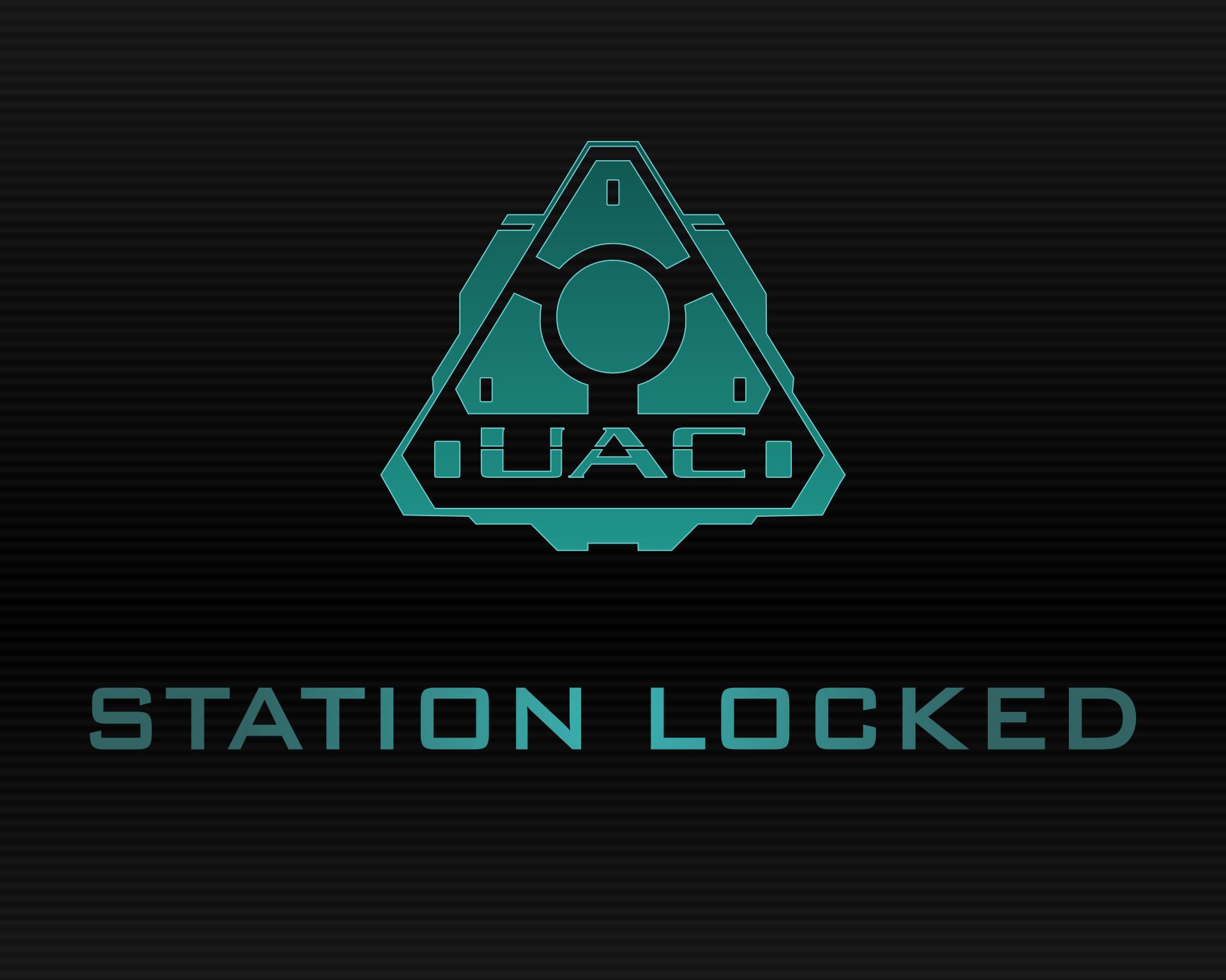 UAC lock screen by slaymode