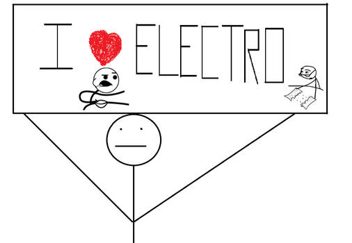 Meme I Love Electro