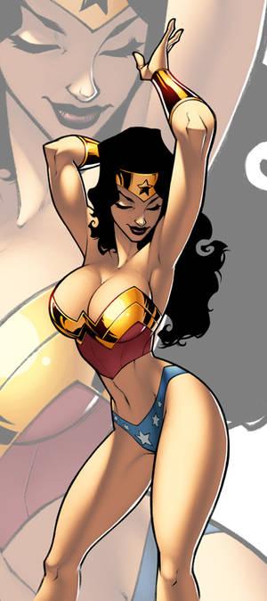 Wonder Woman Colours
