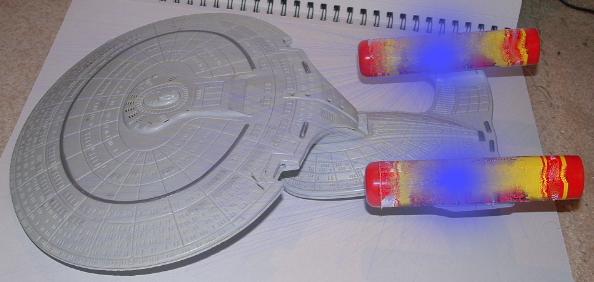 star ship 1 by gfgamer