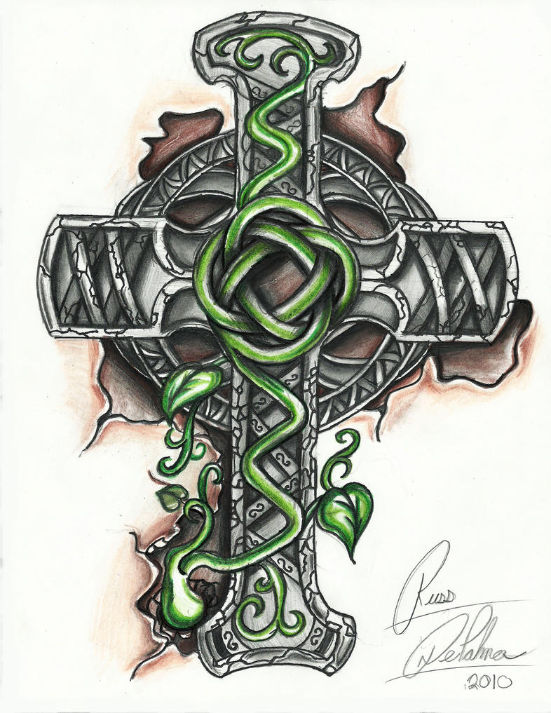 celtic cross by bloodwolf81 on deviantart. Black Bedroom Furniture Sets. Home Design Ideas