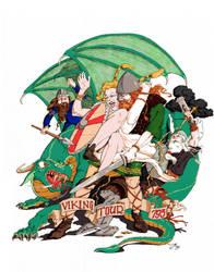 Viking Tour by wyntrlodge