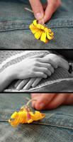 Hold me then by Kaya-Nurel