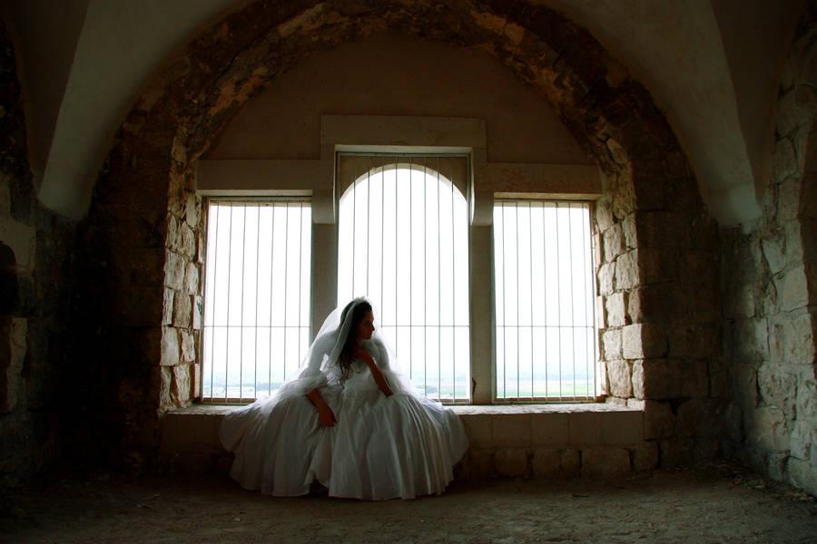 and still, she waits by Kaya-Nurel