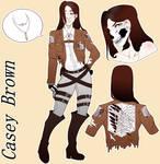 CaseyBrown[AOT CM]