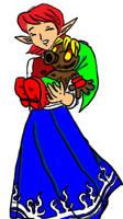 Majora's Mask: Anju