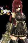 Erza Scarlet Render 6