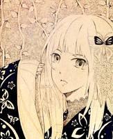 Butterfly by awasetsu