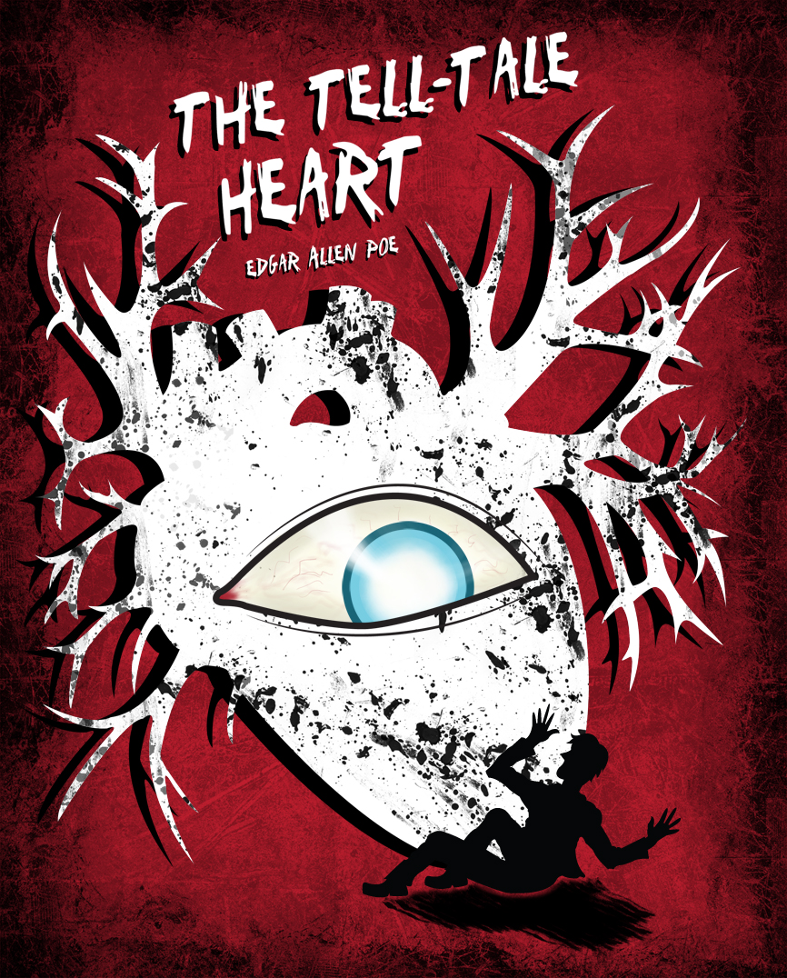 """""""the tell tale heart"""" View new hd version here -   edgar allan poe's the tell tale heart: short film based on short story by edgar allan poe's the tell-."""