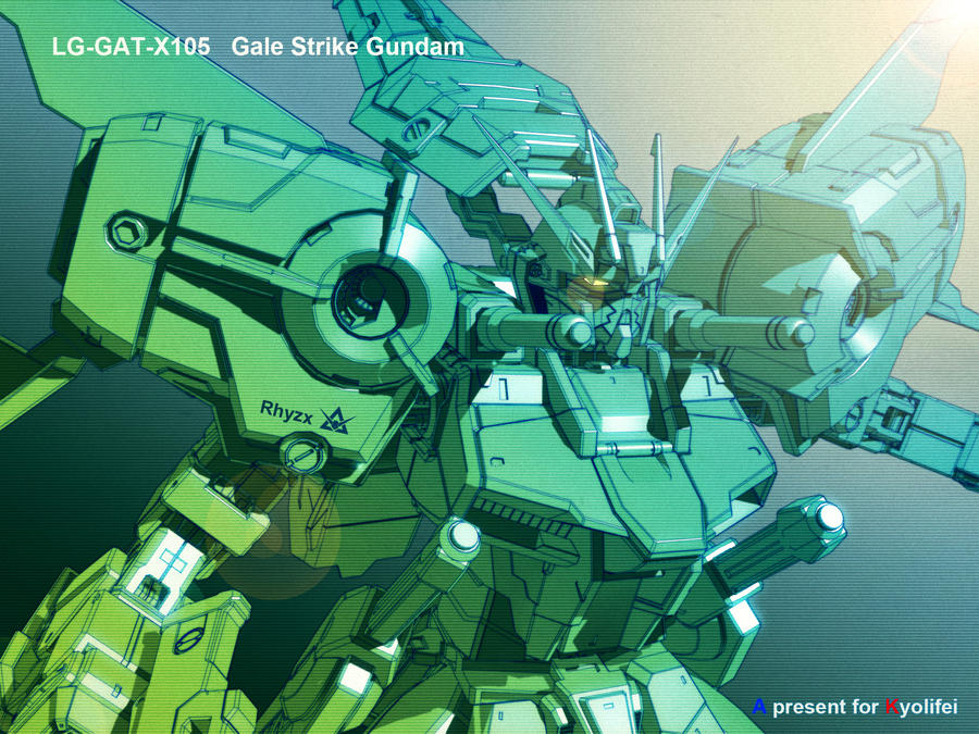 Gale Strike.01 by RhyzX