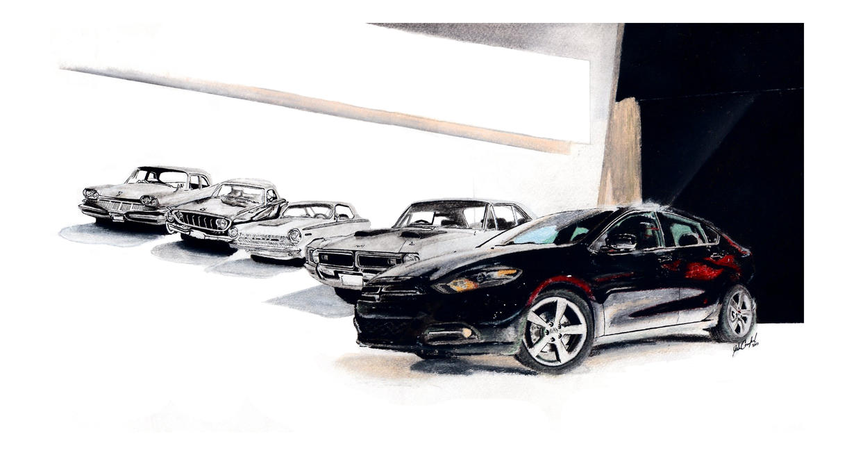 2013 Dodge Dart - New Generation [Traditional] by EasyPickins
