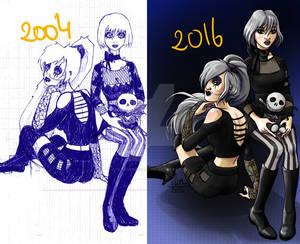 Draw this again 2004 Vs 2016