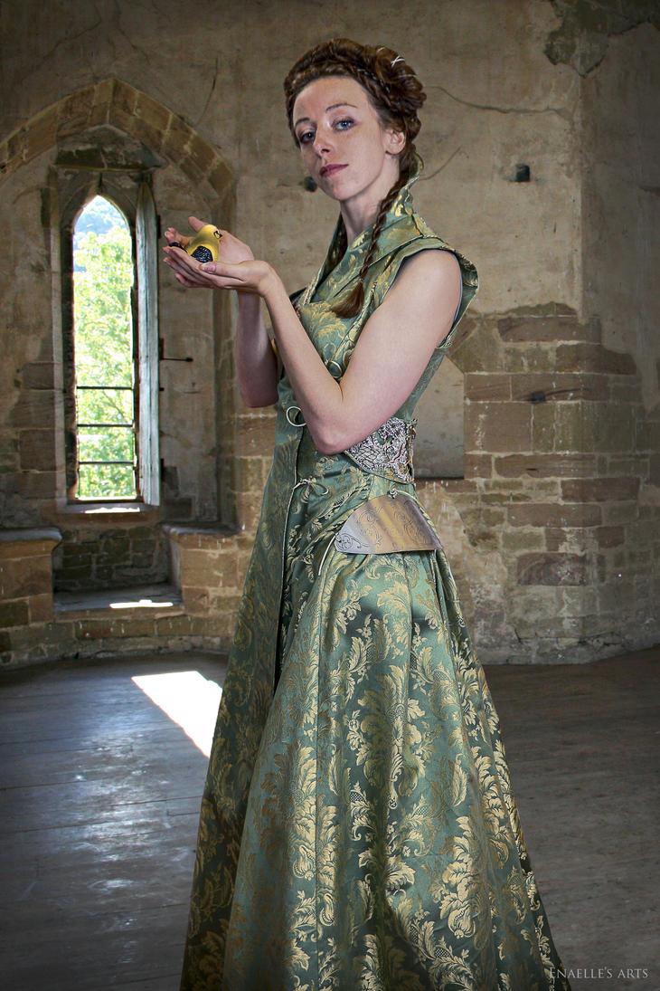 Sansa Stark Cosplay by Enamaeris