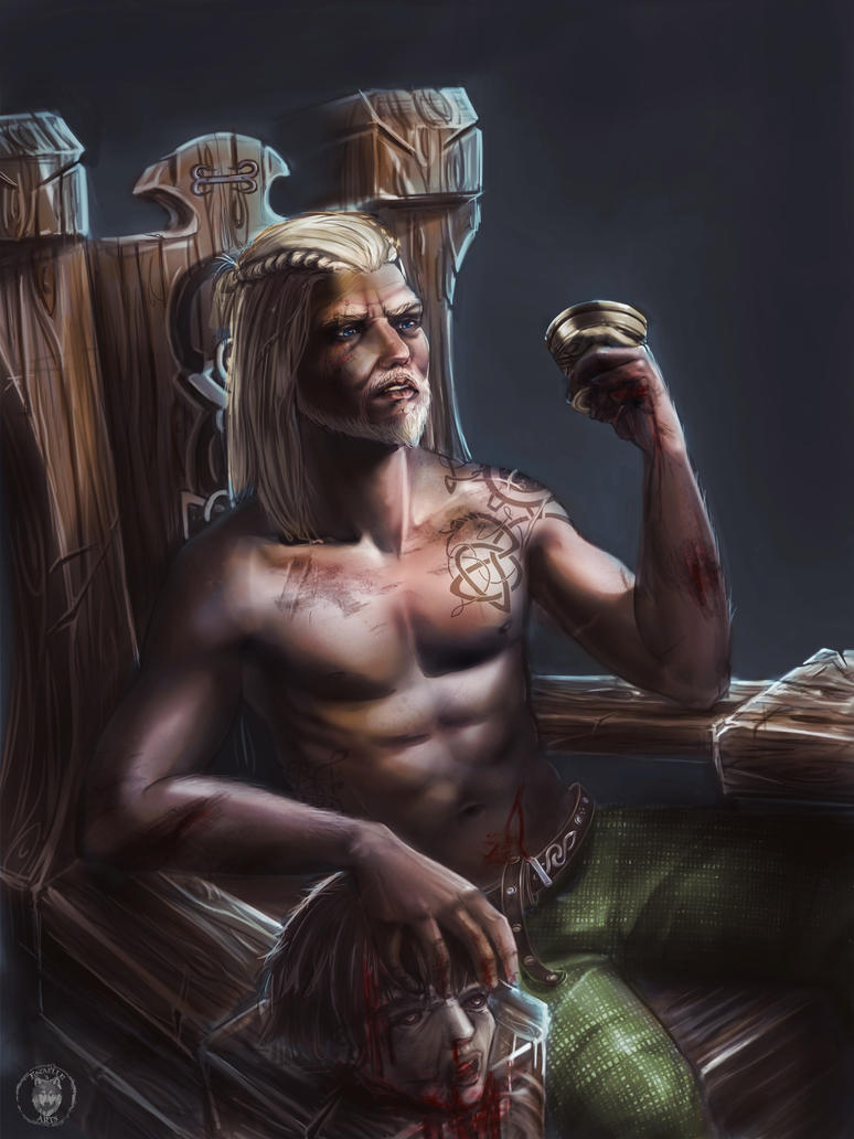 LifeBalance my Justice - Kadvael vision (color) by Enamaeris