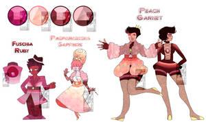Ruby/Sapphire/Garnetsona!