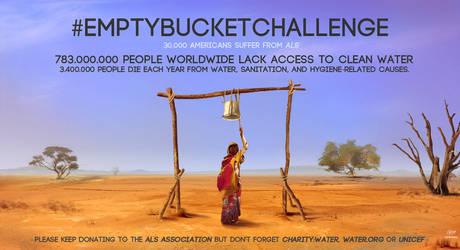 #Emptybucketchallenge