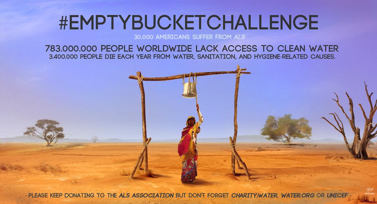 #Emptybucketchallenge by MittMac