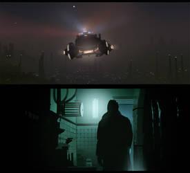 Bladerunner stills - 2012
